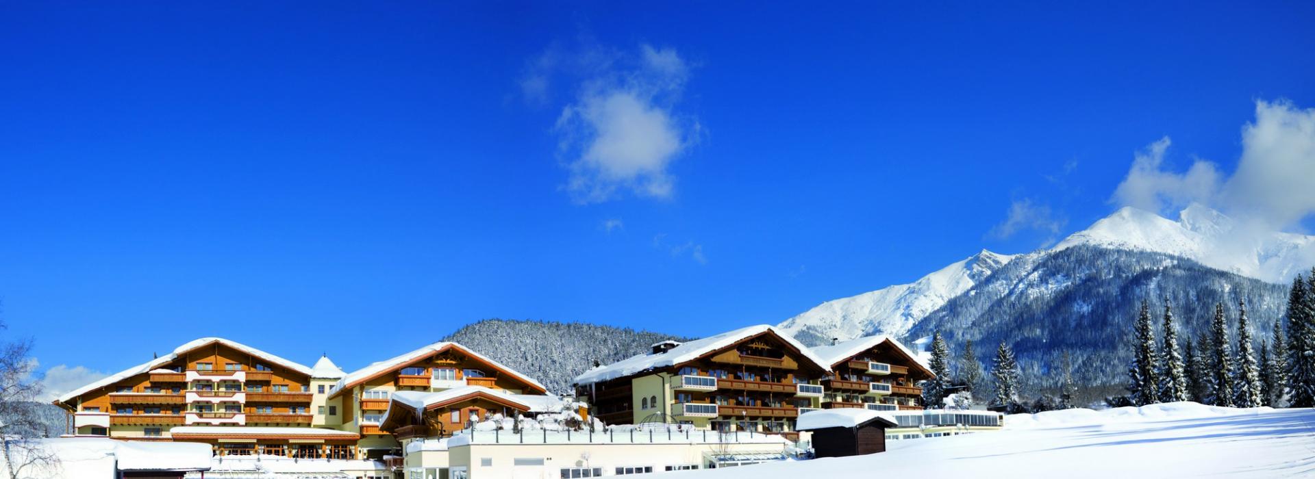 Family Resort Alpenpark Superrior 4*