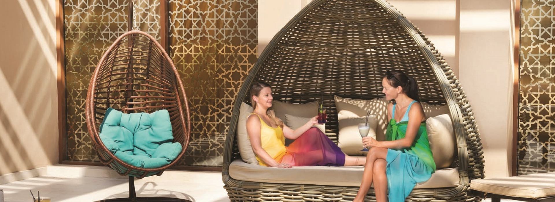 Double Tree by Hilton Resort & Spa Al Marjan 5*