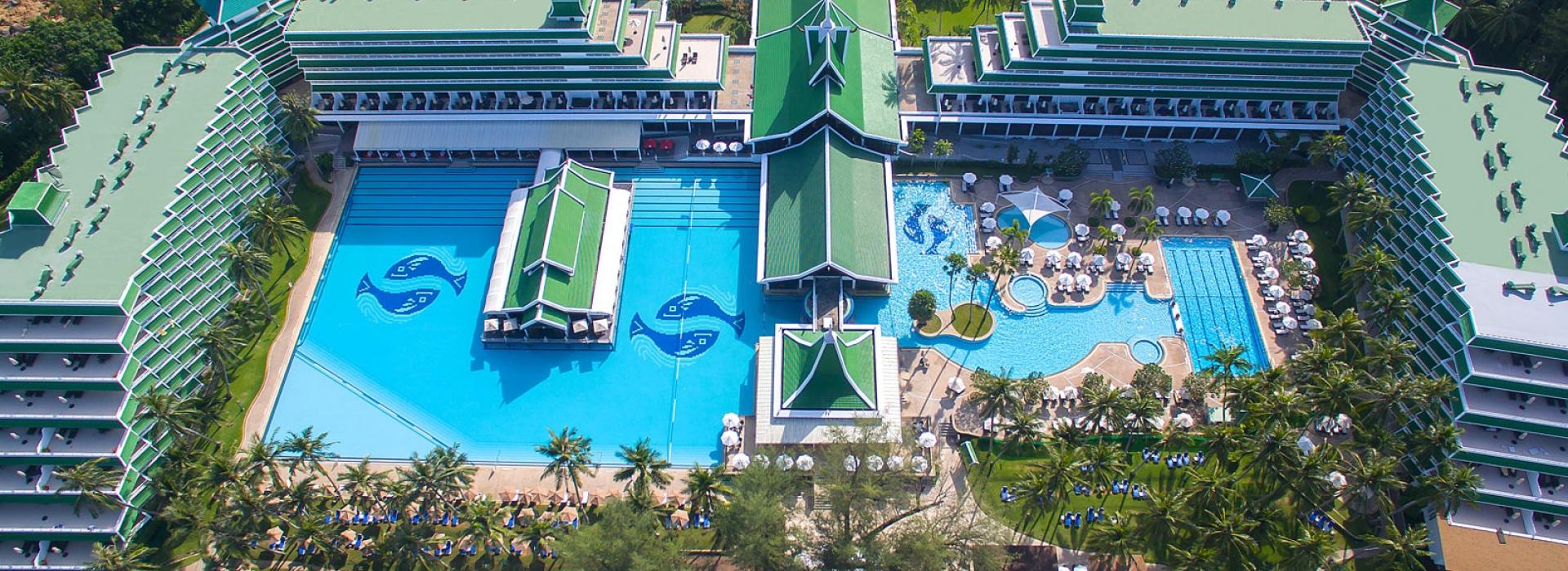 Le Méridien Phuket Beach Resort 5*