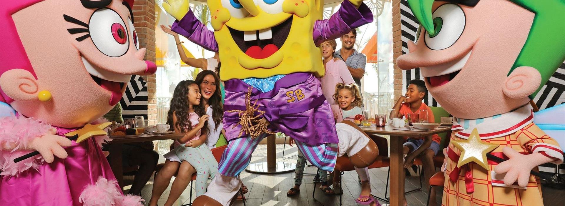 Nickelodeon Punta Cana 5* Luxury