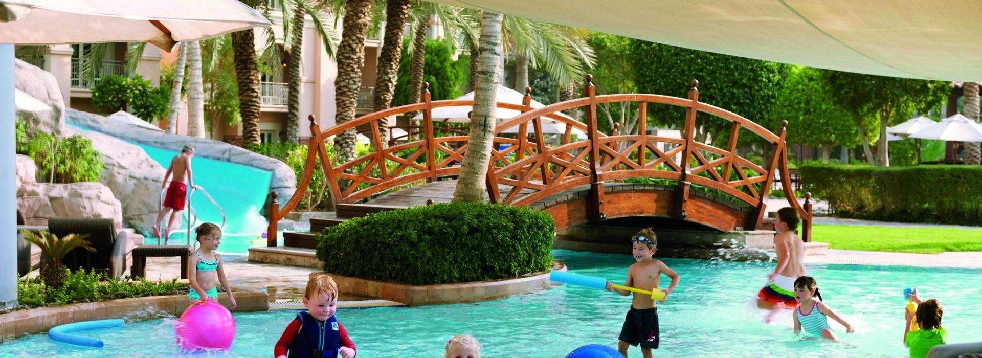 Ritz-Carlton Dubai 5* Deluxe