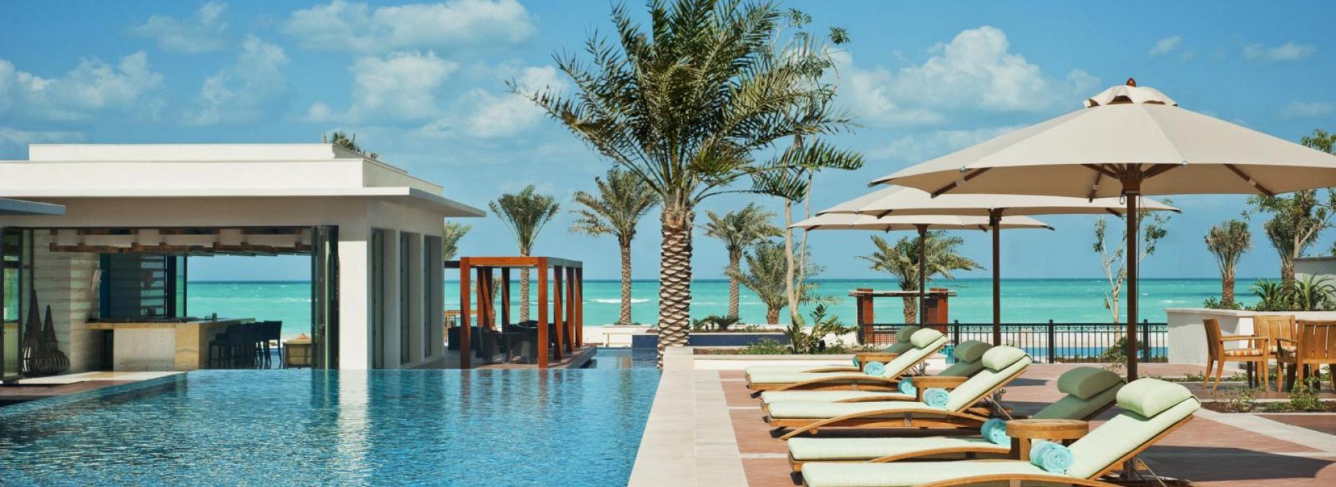 The St. Regis Saadiyat Island Resort 5*