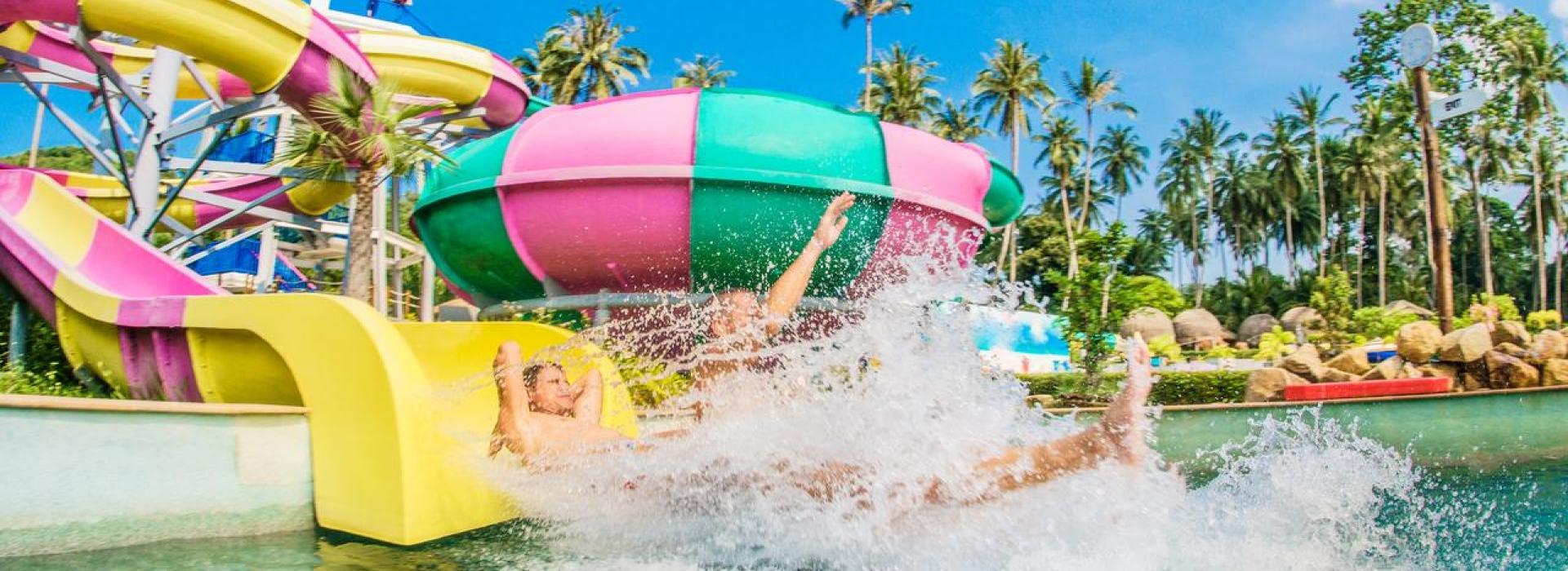 Splash Beach Resort 5*